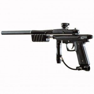 Azodin KP3 Kaos Pump 3 Paintball Marker- Black