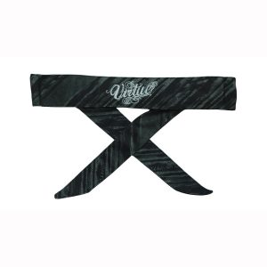 Virtue Padded Headband- Graphic Black