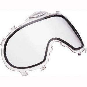Dye I3 Thermal Mask Lens - Clear