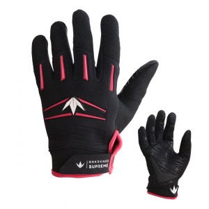 BunkerKings_Product Shots_Supreme Gloves_Red Front