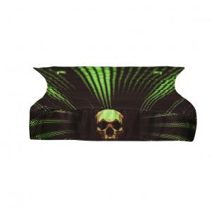 Bunker King Head Wrap - Kingsskull Lime