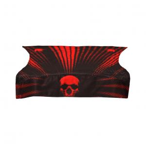 Bunker King Head Wrap - Kingsskull Red