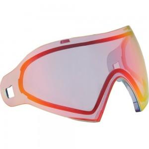 Dye I4 Thermal Mask Lens - Dyetanium Bronz Fire