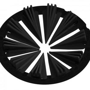 VirtueCrown25-Rotor-Black