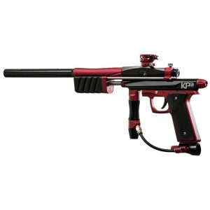 Azodin KP3 Kaos Pump 3.5 Paintball Marker- Black-Red