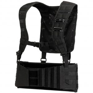 Dye Tactical Harness - Black