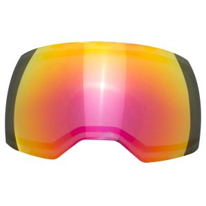 Empire EVS Thermal Paintball Mask Replacement Lens- Sunset Mirror
