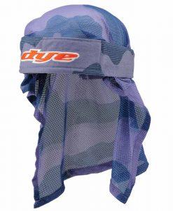 Dye Head Wrap - Bomber Red-Blue