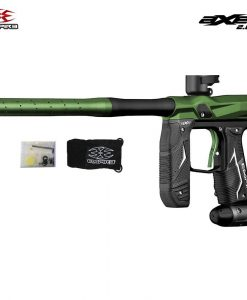Empire Axe 2.0 Paintball Marker - Dust Black-Dust Green